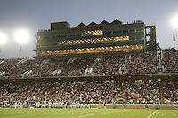 16 September 2006: The stadium Skybox during Stanford's 37-9 loss to Navy during the grand opening of the new Stanford Stadium in Stanford, CA.