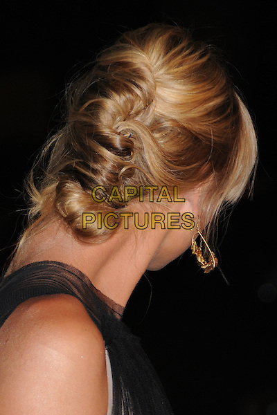 "MARIA SHARAPOVA.""10,000 B.C."" Los Angeles Premiere at Grauman's Chinese Theatre, Hollywood, California, USA..March 5th, 2008.headshot portrait back hair french twist chignon hair .CAP/ADM/BP.©Byron Purvis/AdMedia/Capital Pictures."