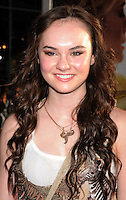 HOLLYWOOD, CA - APRIL 16: Madeline Carroll attends the Los Angeles premiere of 'The Lucky One' at Grauman's Chinese Theatre on April 16, 2012 in Hollywood, California. /NortePhoto.com<br />