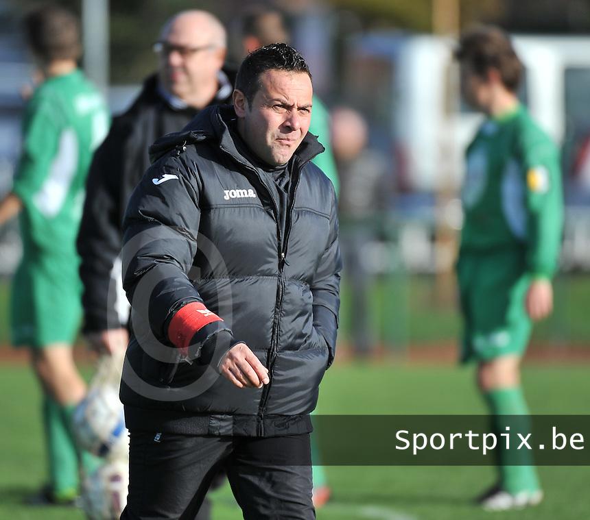 FC Lendelede : Bart Van Hal<br /> foto VDB / Bart Vandenbroucke