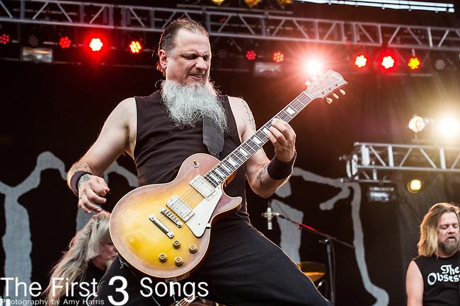 Bobby Landgraf of Down performs during the 2014 Rock On The Range festival at Columbus Crew Stadium in Columbus, Ohio.