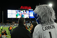 San Jose, CA - Saturday April 08, 2017: Joe Cannon, Q  during a Major League Soccer (MLS) match between the San Jose Earthquakes and the Seattle Sounders FC at Avaya Stadium.
