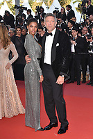 CANNES, FRANCE - MAY 12: Tina Kunakey and Vincent Cassel at 'Girls Of The Sun (Les Filles Du Soleil)' screening during the 71st annual Cannes Film Festival at Palais des Festivals on May 12, 2018 in Cannes, France.<br /> CAP/PL<br /> &copy;Phil Loftus/Capital Pictures