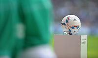 FUSSBALL   1. BUNDESLIGA   SAISON 2011/2012    7. SPIELTAG SV Werder Bremen - Hertha BSC Berlin                   25.09.2011 Spielball