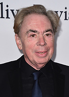 NEW YORK - JANUARY 27:  Andrew Lloyd Webber at the 2018 Clive Davis Pre-Grammy Gala at the Sheraton New York Times Square on January 27, 2018 in New York, New York. (Photo by Scott Kirkland/PictureGroup)