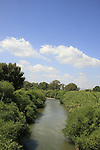 Israel, Lower Galilee, the Jordan River