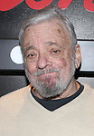 Stephen Sondheim attend the opening night performance reception for the Keen Company production of Marry Me A Little at the Clurman Theatre in New York City on10/2/2012.