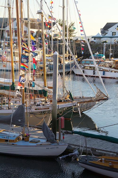 Wooden Boat Festival, Port Hudson Marina, boat festivals, Port Townsend, wooden boats, Puget Sound, maritime history, Olympic Peninsula, Washington State, Pacific Northwest, United States,