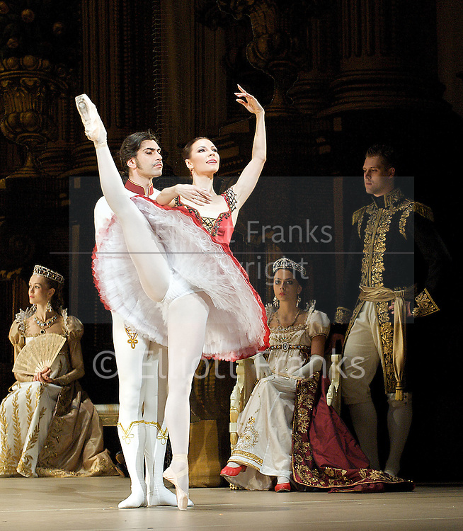 Grand Pas from Paquita<br />