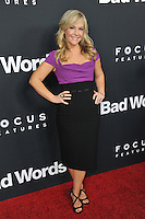 Rachael Harris at the Los Angeles premiere of her movie &quot;Bad Words&quot; at the Cinerama Dome, Hollywood.<br /> March 5, 2014  Los Angeles, CA<br /> Picture: Paul Smith / Featureflash
