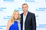 LOS ANGELES - MAY 15: Liev Schreiber, Blair Tindall at The Actors Fund's Edwin Forrest Day celebration at a private residence on May 15, 2016 in Sherman Oaks, California