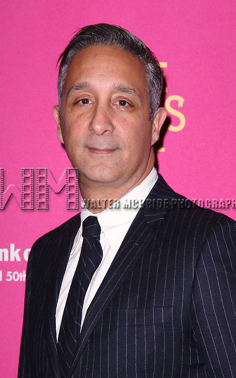 Jeff Mahshie attends the Broadway Opening Night Performance press reception for 'She Loves Me' at Studio 54 on March 17, 2016 in New York City.