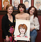 Beth Leavel during the Beth Leavel Portrait unveiling at Sardi's on 3/26/2019 in New York City.