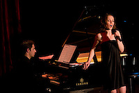 "26.03.2010 ELISA DOUGHTY  concert ""I Wish You Love"" Théâtre du Tambour Royal<br /> 75011 Paris<br /> Piano:Olivier Yvrard<br /> Contrebasse:Marc Bollengier<br /> Batterie:Gérald Portocallis<br /> Mise en scène:Jean-Daniel Senesi<br /> Chorégraphie:Leslie Dzierla"