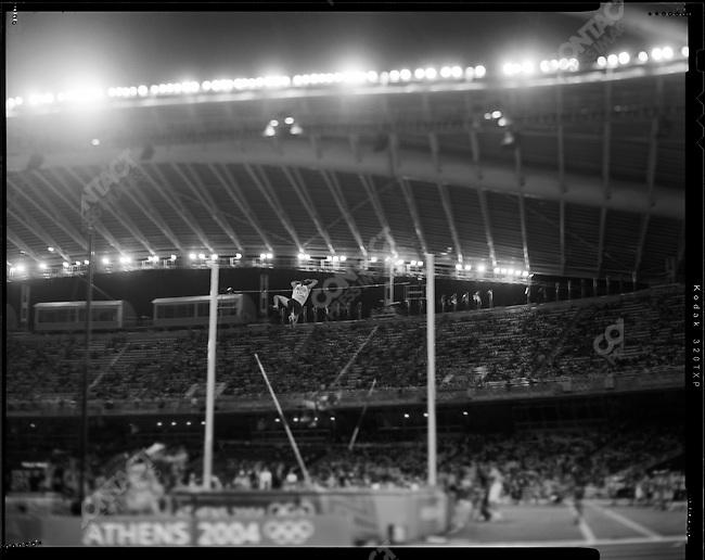 Pole Vault, Summer Olympics, Athens, Greece, August, 2004