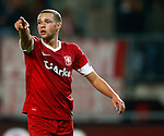 Nederland, Enschede, 20 september 2012.Seizoen 2012-2013.UEFA Europa League .FC Twente- Hannover 96.Luc Castaignos van FC Twente