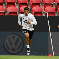Jonas Hector (Deutschland Germany) - 10.06.2019: Abschlusstraining der Deutschen Nationalmannschaft vor dem EM-Qualifikationsspiel gegen Estland, Opel Arena Mainz