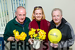 SHANAKILL Family Resource Centre, Rahoonane Community Centre and Kerry Travellers Health and Community Development Project organised a coffee morning at Shanakill FRC on Thursday. Pictured Martin McGavuck,  Mary Cahill O'Connor, Louis Heaphy