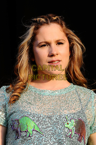 SOUTHAMPTON, ENGLAND - MAY 29: Katy B (Kathleen Anne Brien) performing at Common People Festival, Southampton Common on May 29, 2016 in London, England.<br /> CAP/MAR<br /> &copy;MAR/Capital Pictures