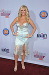 HOLLYWOOD, CA. - October 13: Kim Zolciak arrives at the 2009 Fox Reality Channel Really Awards at the Music Box at the Fonda Theatre on October 13, 2009 in Hollywood, California.