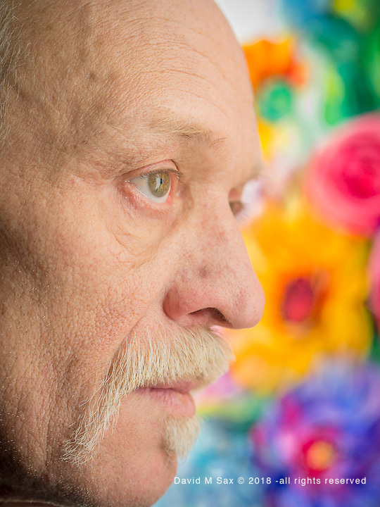 12.18.12 - Profile of a Painter....