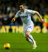 Leeds United's Jack Harrison<br /> <br /> Photographer Alex Dodd/CameraSport<br /> <br /> The EFL Sky Bet Championship -  Leeds United v Derby County - Friday 11th January 2019 - Elland Road - Leeds<br /> <br /> World Copyright &copy; 2019 CameraSport. All rights reserved. 43 Linden Ave. Countesthorpe. Leicester. England. LE8 5PG - Tel: +44 (0) 116 277 4147 - admin@camerasport.com - www.camerasport.com