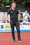 20.07.2019, Heinz-Dettmer-Stadion, Lohne, GER, Interwetten Cup, SV Werder Bremen vs 1. FC Koeln<br /> <br /> im Bild<br /> Frank Baumann (Geschäftsführer Fußball Werder Bremen), <br /> <br /> Foto © nordphoto / Ewert
