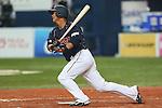 Sho Nakata (JPN), .February 26, 2013 - WBC : .2013 World Baseball Classic, Exhibithion Game .match between Japan 0-1 Hanshin Tigers  .at Kyocera Dome, Osaka, Japan..(Photo by AJPS/AFLO SPORT)