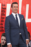 LOS ANGELES, CA - JUNE 7: Jon Hamm at the World premiere of Tag at the Regency Village Theatre in Los Angeles, California on June 7, 2018. Credit: Faye Sadou/MediaPunch<br /> CAP/MPIFM<br /> &copy;MPIFM/Capital Pictures