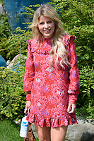 Ellie Harrison at the Chelsea Flower Show 2018, London, UK. <br /> 21 May  2018<br /> Picture: Steve Vas/Featureflash/SilverHub 0208 004 5359 sales@silverhubmedia.com