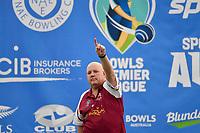 Bowls Premier League  - Elimination Final at Naenae Bowling Club, Lower Hutt, New Zealand on Thursday 28 February 2019. <br /> Photo by Masanori Udagawa. <br /> www.photowellington.photoshelter.com