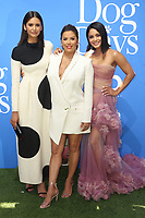 CENTURY CITY, CA - AUGUST 5: Nina Dobrev, Eva Longoria and Vanessa Hudgens at the Dog Days World Premiere at The Atrium in Century City, California on August 5, 2018. <br /> CAP/MPI/FS<br /> &copy;FS/MPI/Capital Pictures