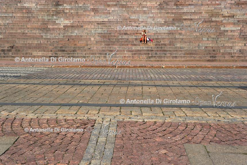 La Piazza del Senato.<br /> The Senate Square.