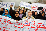 Shia Law Protest in Kabul