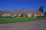 A07WWA Suburban bungalows