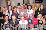 Leaving Dinner for Sarah O'Brien who is leaving Next after 10 years at Bella Bia's on SaturdayPictured front l-r  Patsy McGaley, Mags O'Sullivan, Sarah O'Brien, Michael Harmon, Laura McGaley, Back l-r , Carol McMahon, Karen Roche, Leona O'Connor, Laura White, Phil Quirke, Mary McGaley, Martina Hurley, Tanya O'Regan, Michelle O'Dowd, Tanya Doyle
