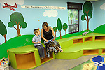 Kennedy children's area unveiled