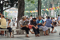 China, Kanton (Canton, Guangzhou), im Kulturpark