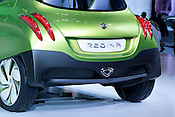 Suzuki's Regina is a four-door sedan that can acheive 32km/l with an 800cc turbo-charged motor.
