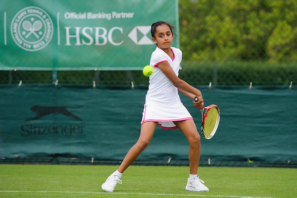 Annali Olivelle<br /> Road To Wimbledon 2013