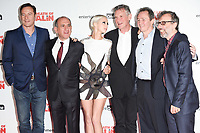 "Jason Isaacs, Armando Iannucci, Andrea Risborough, Michael Palin, Paul Whitehouse and David Schneider<br /> arriving for the premiere of ""The Death of Stalin"" at the Curzon Chelsea, London<br /> <br /> <br /> ©Ash Knotek  D3338  17/10/2017"