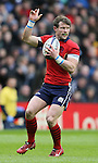 Peter Horne of Scotland - RBS 6Nations 2015 - Scotland  vs Italy - BT Murrayfield Stadium - Edinburgh - Scotland - 28th February 2015 - Picture Simon Bellis/Sportimage