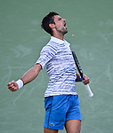 Novak Djokovic (SRB) defeated Sam Querrey (USA) 7-5, 6-1