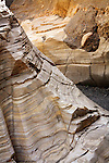Metamorphic Rock Formations, Marble Canyon, Death Valley National Park, California