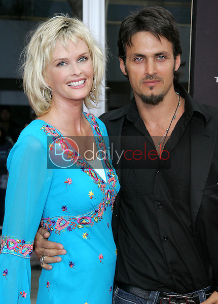 Kylie Bax and Spiros Poros<br />