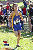 John Burroughs School sophomore Zane Norton 13th.