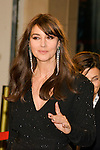 Monica Bellucci attends the James Bond 007 'Spectre' Paris Premiere at the Cinema Le Grand Rex in Paris, FRANCE, 28/10/2015