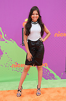 LOS ANGELES, CA July 13- Cree Cicchino, At Nickelodeon Kids' Choice Sports Awards 2017 at The Pauley Pavilion, California on July 13, 2017. Credit: Faye Sadou/MediaPunch