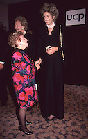 Dr. Ruth Westheimer & Mrs. Henry<br />