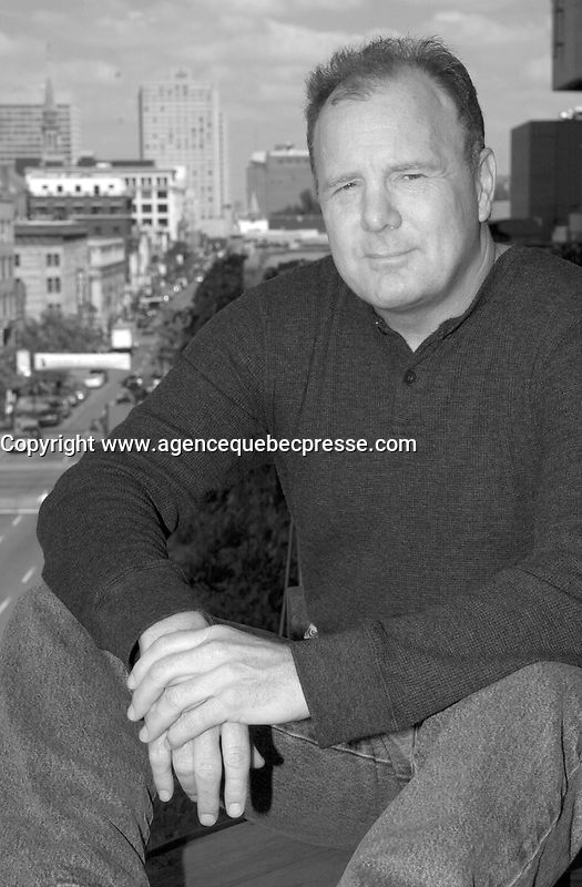 September 2,  2003, Montreal, Quebec, Canada<br /> <br /> EXCLUSIVE PHOTO<br /> <br /> Jack Forbes, actor in Vladimir Alenikov movie THE GUN, pose for an exclusive photo<br /> september 2 2003<br /> <br /> <br /> <br /> <br /> Mandatory Credit: Photo by Pierre Roussel- Images Distribution. (&copy;) Copyright 2003 by Pierre Roussel <br /> <br /> All Photos are on www.photoreflect.com, filed by date and events. For private and media sales